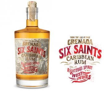 Six Saints Rum 0,7l 41,7%