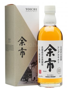 Nikka Yoichi Whisky 0,5l 43% GB