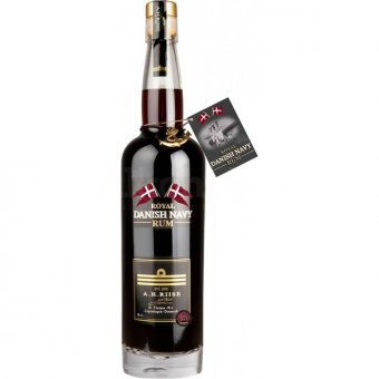 A.H.Riise Royal Danish Navy Strength 55%