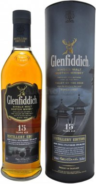 Glenfiddich Distillers Edition 15y 0,7l 51%