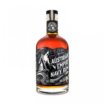 Austrian Empire Navy Rum 21y 0,7l 40%