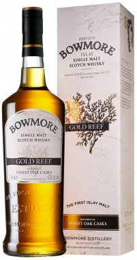 Bowmore Gold Reef 1l 43%