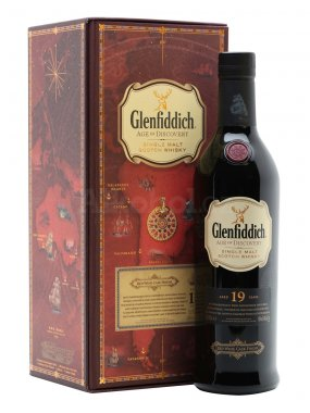Glenfiddich Age of Discovery Red Wine Cask Finish 19y 0,7l 40%