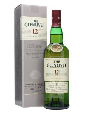 The Glenlivet 12y 1l 40%