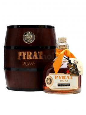 Pyrat XO Reserve Wood Barrel 2015 0,7l 40%