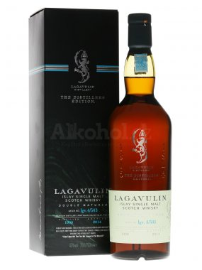 Lagavulin Distillers Edition 1998 0,7l 43%