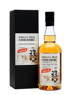 Chichibu The Peated Whisky 2015 0,7l 62,5%