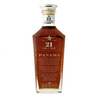 Rum Nation Panama 21y 0,7l 40%