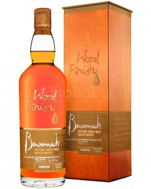 Benromach Hermitage Wood Finish 0,7l 45%