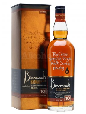 Benromach 100 Proof 10y 0,7l 57% GB