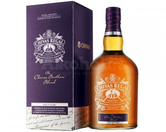 Chivas Regal Brother´s Blend 12y 1l 40%