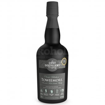 Lost Distillery Towiemore 0,7l 43%