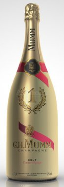 Mumm Cordon Rouge F1 Gold Sleeve Brut 1,5l 12,5%