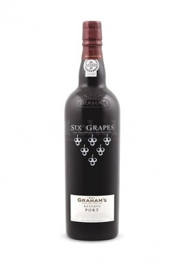 Graham's Port Six Grapes Porto Reserve 0,75l 20%