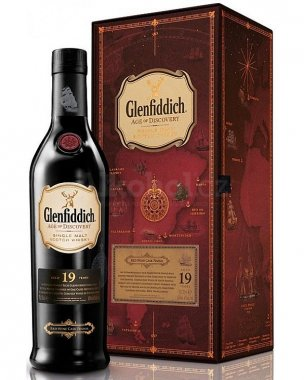 Glenfiddich Age of Discovery 19y Bourbon Cask Reserve 19y 0,7l 40% 0,7l