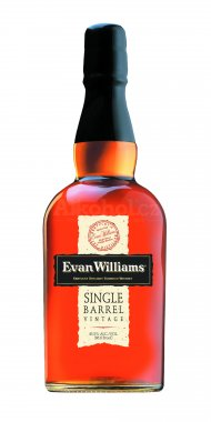 Evan Williams Single Barrel 0,7l 43,3%