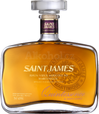 Saint James Quintessenece 0,7l 42%