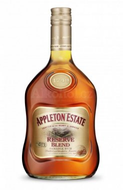 Appleton Estate Reserve 8y 0,7l 40%