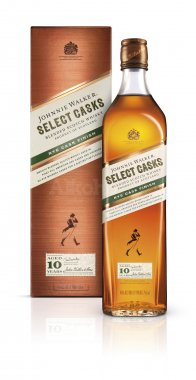 Johnnie Walker Select Casks Rye 10y 0,7l 46%