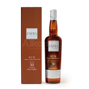 Zafra Masters Reserve 30y 0,7l 40%