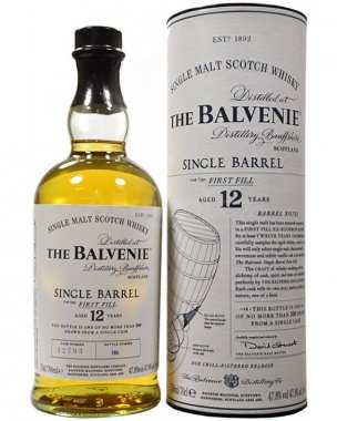 Balvenie Single Barrel 12y 0,7l 47%
