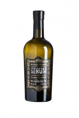 Sérum Elixir de Ron Carta Oro 0,7l