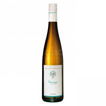 G.Breuer Riesling Sauvage 2013 0,75l 11.5%