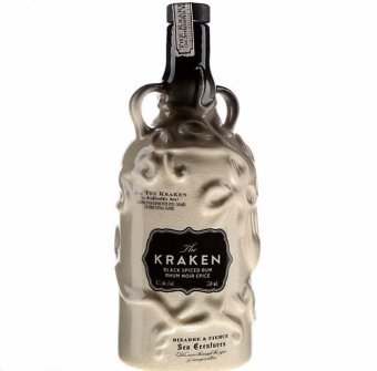 Kraken Black Ceramic Spiced  0,7l 40% L.E.