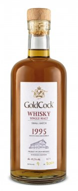 Gold Cock 1995 Whisky 20y 0,7l 49,2%