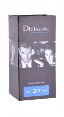 Dictador 20Yo + Esencia coffee 250g 20y 0,7l 40% GB