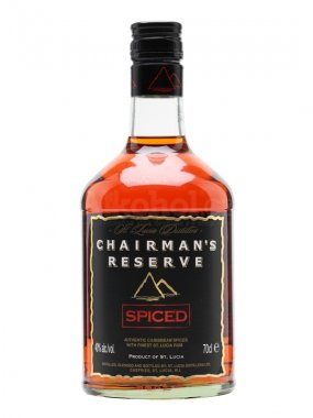 Chairman´s Reserve Spiced Rum 0,7l 40%