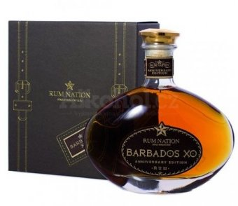 Nation Barbados Anniversary Edition 0,7l 40%