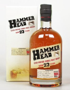 Hammer Head Whisky 23y 0,7l 40,7%