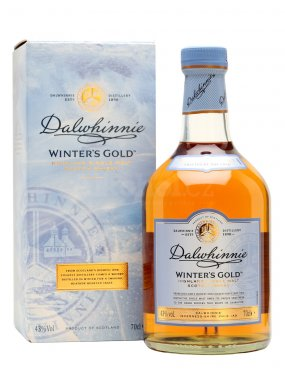 Dalwhinnie Winters Gold 0,7l 43%