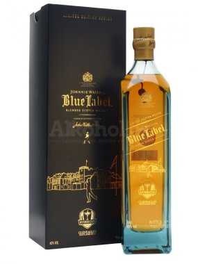 Johnnie Walker Blue Label Ryder Cup 2014 0,7l 40%