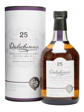 Dalwhinnie Natural Cask Strength 25y 0,7l 52,1%