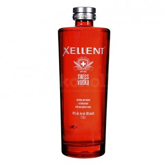 Xellent Swiss Vodka 1,75l 40%