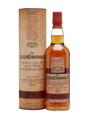 GlenDronach Cask Strength Batch 4 0,7l 57,4%