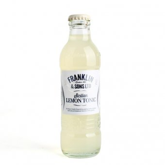 Franklin Lemon Tonic 0,2l