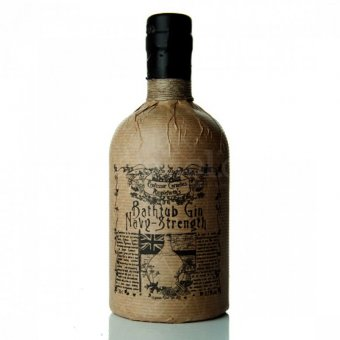 Bathtub Gin Navy Strength 0,7l 56%