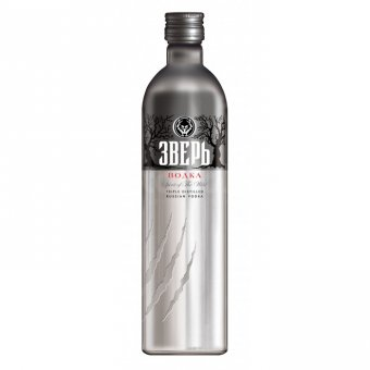 Vodka Zver 0,7l 40% ALU