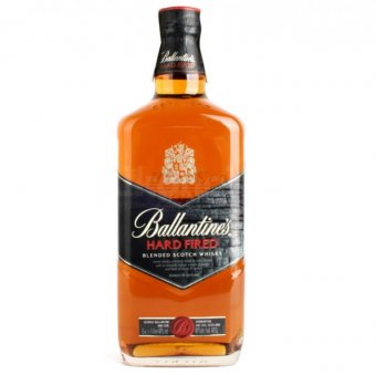 Ballantine´s Hard Fired 0,7l 40%