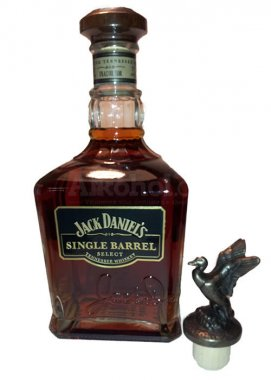 Jack Daniel's Single Barrel Duck's Unlimited 0,7l 40% GB