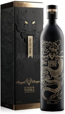 Royal Dragon Vodka Elite 0,7l 40%