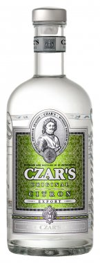 Vodka Czar´s Original Citron 0,7l 40%