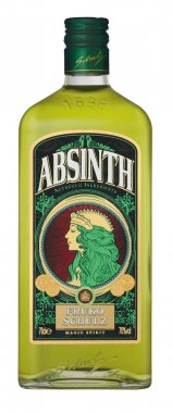 Fruko Shulz Absinth Magic 0,7l 70%