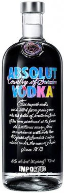Absolut by Andy Warhol 0,7l 40% L.E.