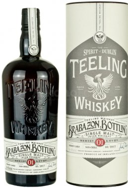 Teeling Brabazon Bottling 0,7l 49,5% GB