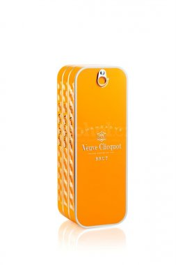 Veuve Clicquot Box Brut 0,75l 12% GB L.E.