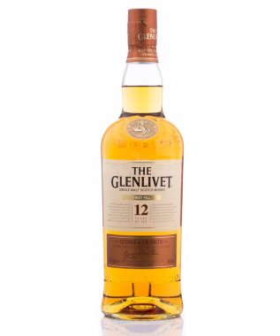 Glenlivet First Fill 12y 0,7l 40% GB